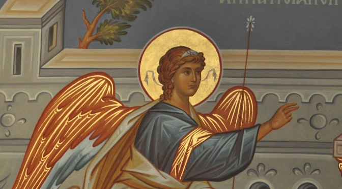 Appointing the Archangel Gabriel