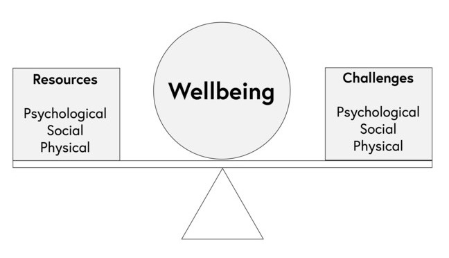 What on Earth is WellBeing Anyway?